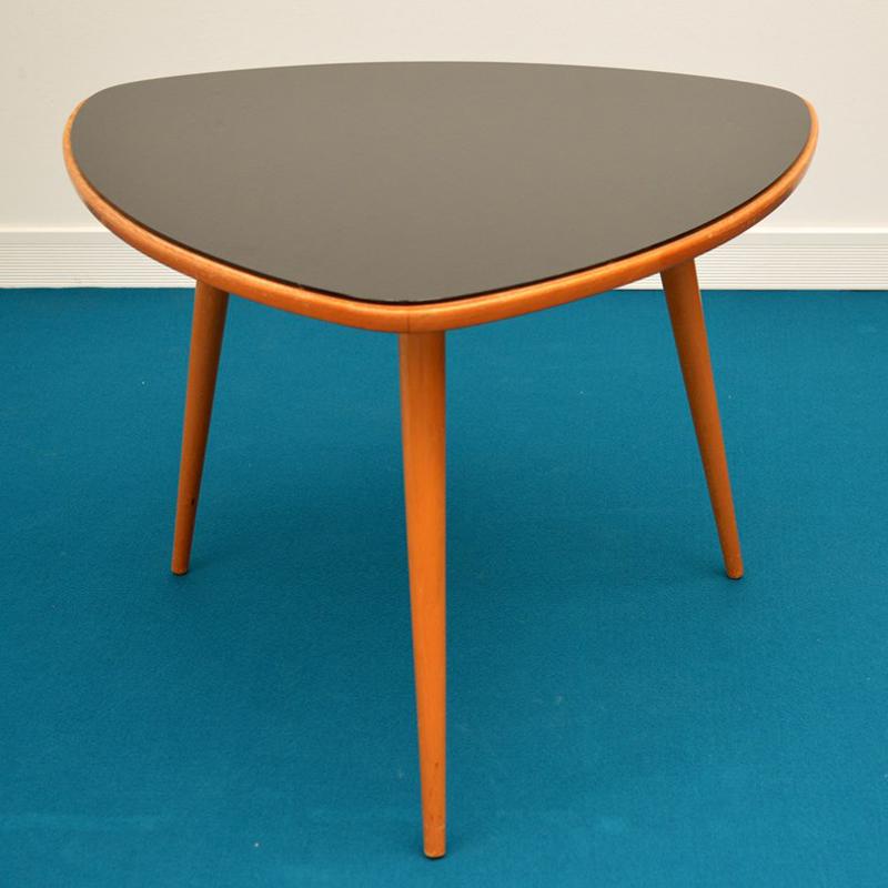 table basse tripode vintage. Black Bedroom Furniture Sets. Home Design Ideas