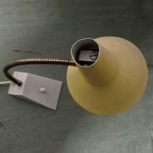 Lampe jaune 1