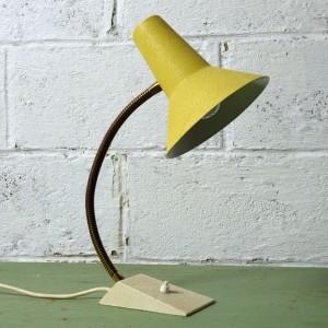 Lampe jaune 2