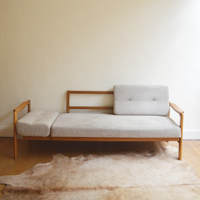 canap daybed scandinave