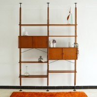 Système d'étagères – Bibliothèque Poul Cadovius
