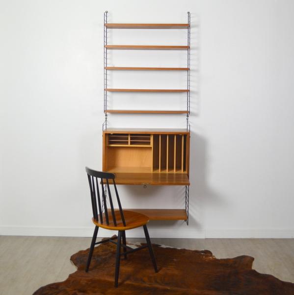 syst me d tag res bureau string par nisse strinning. Black Bedroom Furniture Sets. Home Design Ideas