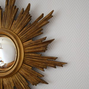 miroir soleil bois 4