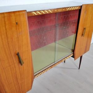 meuble vitrine vintage 14