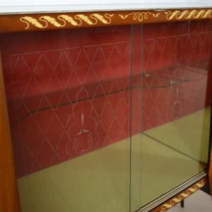 meuble vitrine vintage 27