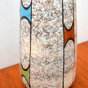 Vase Céramique années 50:60 vintage 4