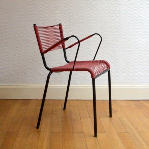 chaise scoubidous 10