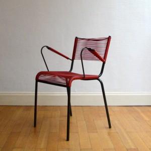 chaise scoubidous 3