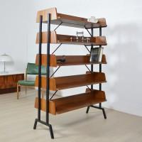 Bibliothèque de séparation années 50 – 60
