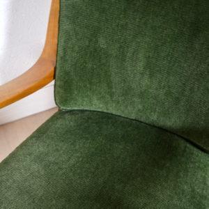 Paire de fauteuils Knoll 13