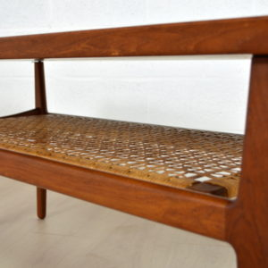 Table basse double plateau Arne Vodder 10