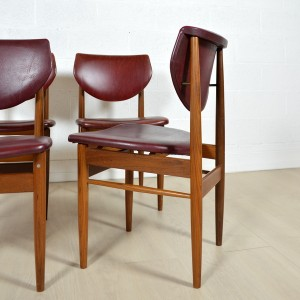 4 chaises Louis VAN TEEFFELEN 13