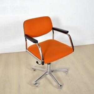 chaise bureau années 60 vintage 10
