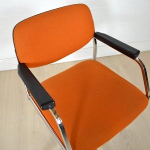 chaise bureau années 60 vintage 11
