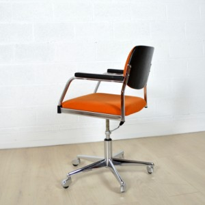 chaise bureau années 60 vintage 15