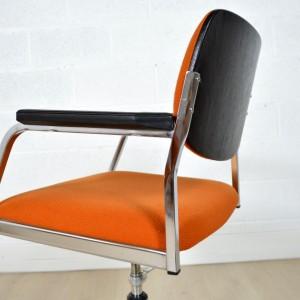 chaise bureau années 60 vintage 16