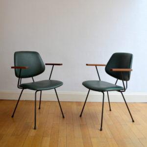 Paire de chaises GISPEN 1