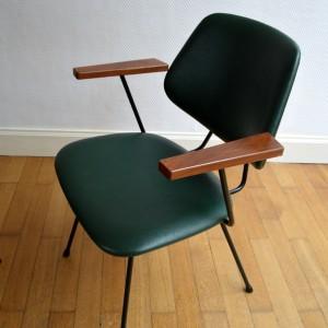 Paire de chaises GISPEN 8