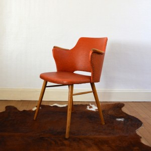 Chaise vintage 1