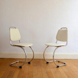 Chaises vintage 2