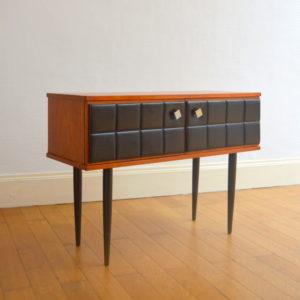 Commode- chevet années 50 vintage 1