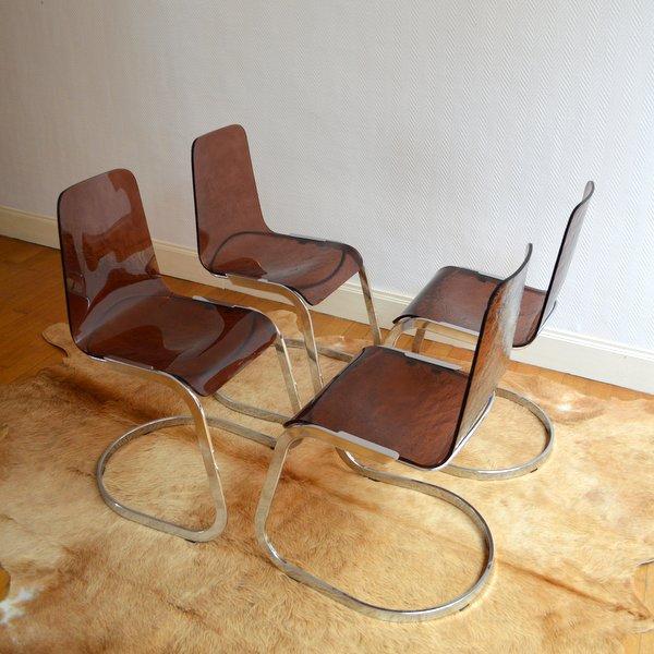 chaises annes 70 vintage 14 - Chaise Annee 70