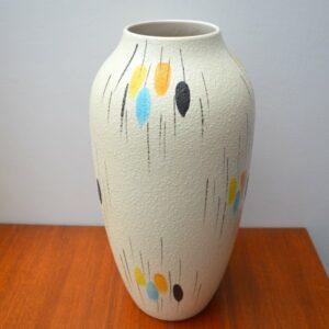 Grand vase années 50 vintage 4