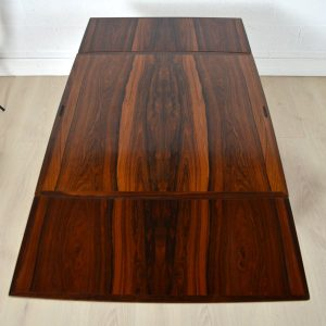 Table scandinave palissandre 16