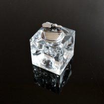 Briquet en verre années 70 vintage 8