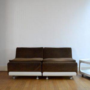 Deux fauteuils Orbis par Luigi Colani pour Cor 1969 vintage 51