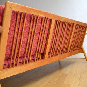 Banquette – sofa scandinave vintage 35