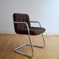 Fauteuil Storm Yves CHRISTIN Edition Airborne – 1970