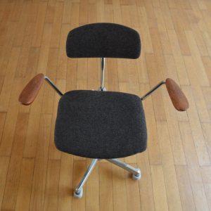 Chaise de bureau années 50 vintage 33