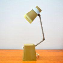 Lampe pliante articulée Iris par Tada Kiko pour Taki Light vintage 38