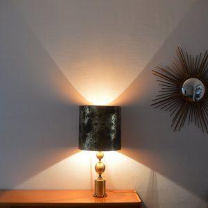 Lampe d'ambiance années 60 vintage 27