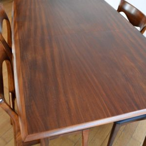 Table à manger années 60 teck vintage 59