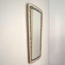 Miroir années 50 laiton vintage 7