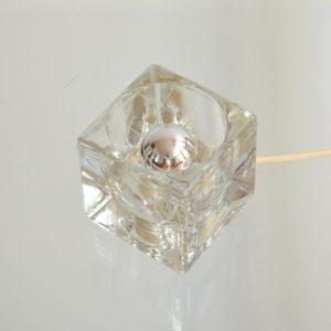 Lampe glaçon années 50 : 60 vintage 7