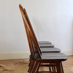 Paire de chaises Ercol vintage 34