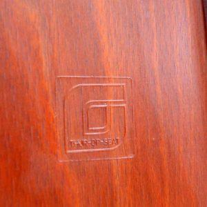Paire de chaises Pagholz vintage 23