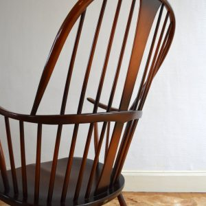 Rocking chair années 50 vintage 23