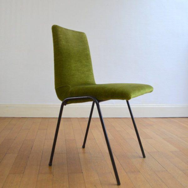 Chaise par Pierre Guariche pour Meurop 1950s