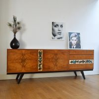 Enfilade Design années 60 avec Céramique