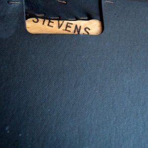 Quatre chaises Stevens Pays Bas 1950 vintage 40