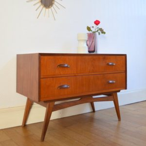 Chevet – commode scandinave vintage 33