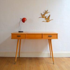 Coiffeuse – Bureau années 50 vintage 1