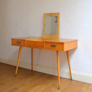 Coiffeuse – Bureau années 50 vintage 24
