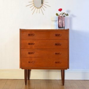 Commode scandinave vintage 4