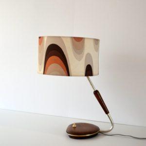 Lampe Temdé 1960s vintage 14