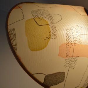 Lampe Temdé 1960s vintage 37